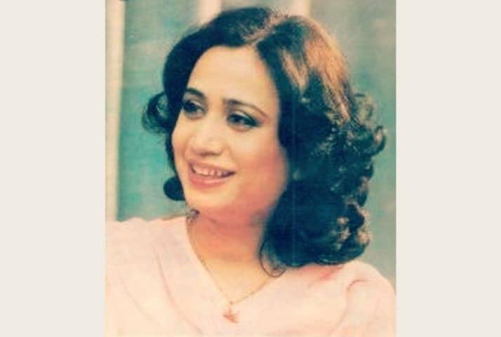 Perveen Shakir, Pakistani poet